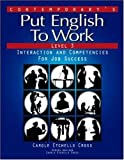 Put English to Work, Contemp Bks Staff and Janet Podnecky, 0809233576