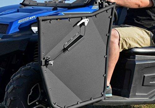 SuperATV Aluminum Half Doors for Polaris Ranger XP 900 (2013+) - Pair