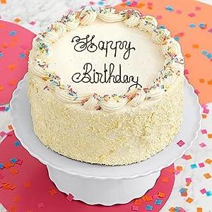 Amazoncom Birthday Cake Online Same Day Birthday Cake Delivery