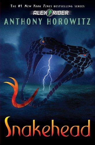 Snakehead (Alex Rider Adventure) (All Alex Rider Books)