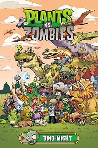 Pdf Graphic Novels Plants vs. Zombies Volume 12: Dino-Might