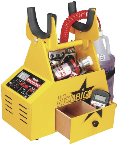 Hobbico Ultra-Tote Prebuilt ARH Field Box, Yellow