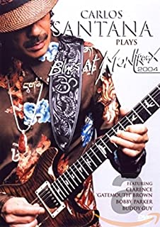 Santana (Plays blues) [Reino Unido]