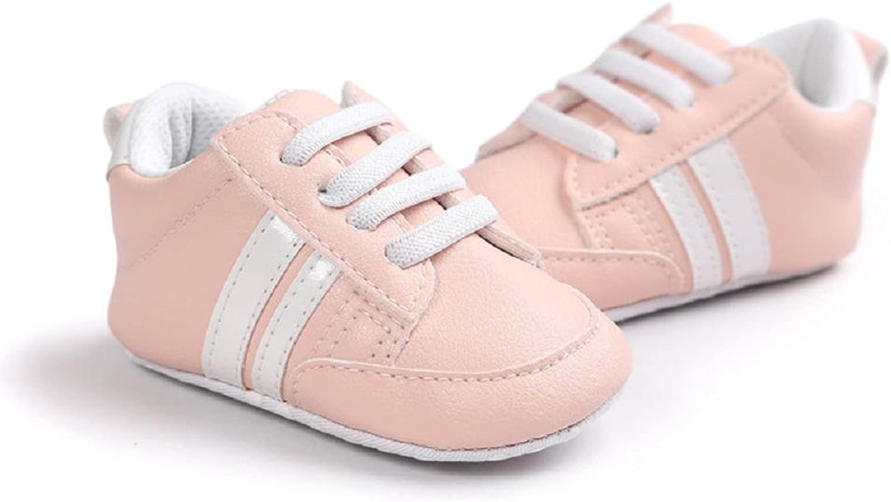 Baby Shoes Soft Bottom Anti-skid PU Leather Shoe For Infant Toddler Boys Girls