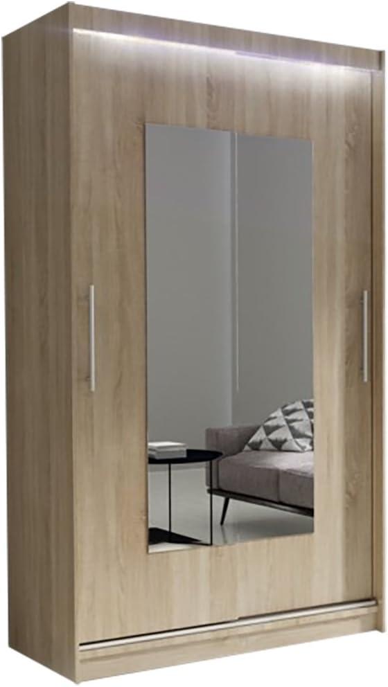 Ye Perfect Choice – Armario con Espejo AVA 6 S Moderno Armario ...