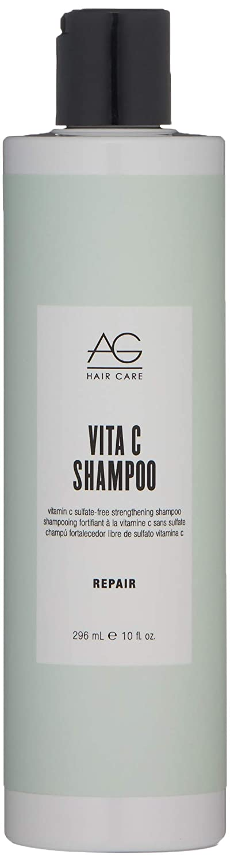 AG Hair Repair Vita C Vitamin C Sulfate-Free Strengthening Shampoo, 10 fl. oz.