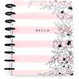 Create365 The Deluxe Classic Happy Planner Delicate Garden, 12 Month January-December 2018, Dated