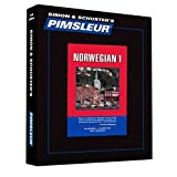 Pimsleur Norwegian Level 1 CD: Learn to Speak and Understand Norwegian with Pimsleur Language Programs (Comprehensive)