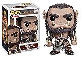 Funko POP Movies Warcraft: Durotan and Orgrim Toy Action Figure - 2 Piece BUNDLE