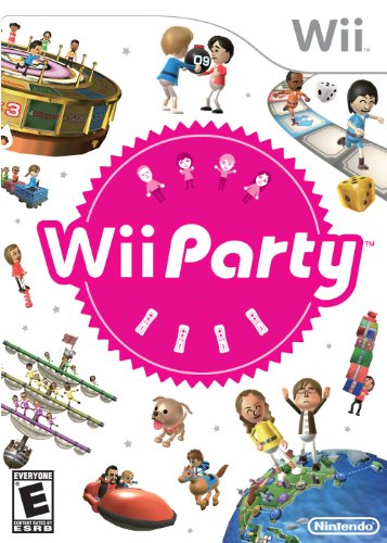 Wii Party (Best Nintendo Wii Party Games)