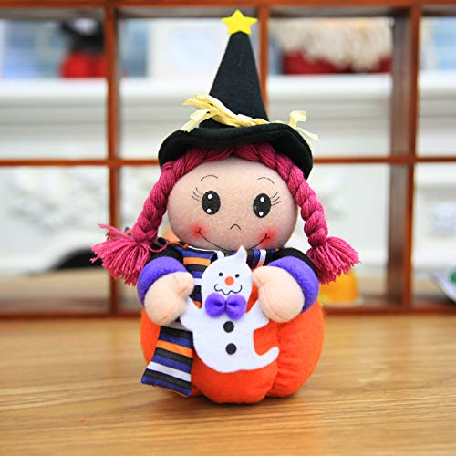 Wall of Dragon Halloween Decorating Desktop Witch Doll Ball Shop Hotel Gift Ornament ren Toys Home Decoration -