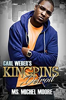Book Cover: Carl Weber's Kingpins: Detroit