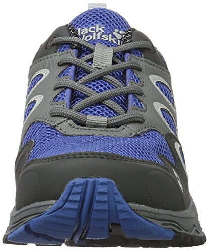 Trail Jack Low Wolfskin Women's Runners Peacock W Fly Venture Blue wrwT6UqO