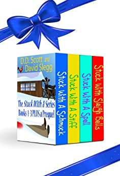 The Stuck with a Series Boxed Set #1 (The Stuck with a Series Boxed Sets) by [Scott, D. D., Slegg, David]