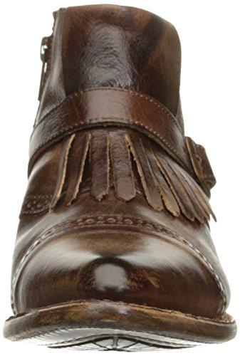 Seng Stu Kvinners Dipper Boot Teak Rustikk Rust