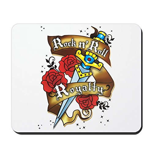 Mousepad (Mouse Pad) Rock N Roll Royalty