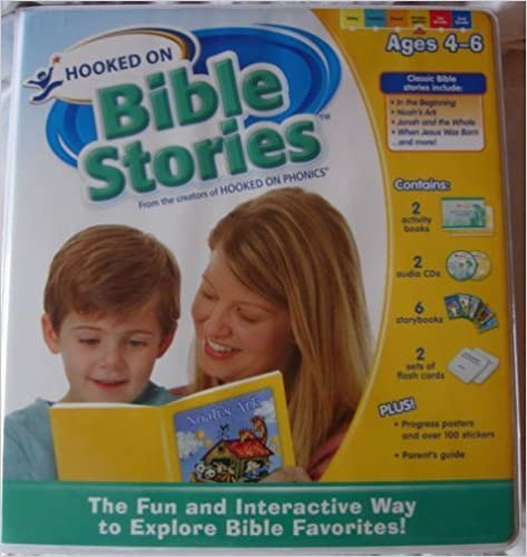 Hooked on Bible Stories