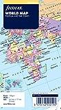 Filofax Personal World Map