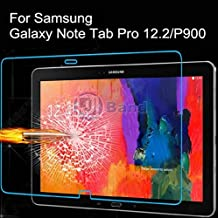 inShang Galaxy Note Pro 12.2 inch P900 Screen Protector Tempered Glass, Super impact resistance, HD 99% light transmittance, high sensitivity Screen Protector guard cover