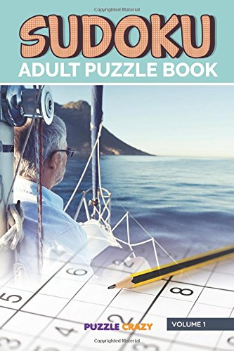Sudoku-Adult-Puzzle-Book-Volume-1