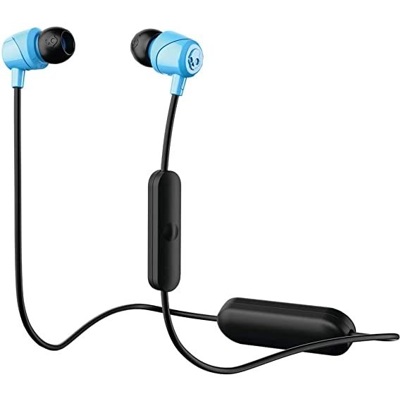 Auriculares internos inalámbricos con micrófono y Bluetooth Skullcandy Jib Wireless, AZUL: Amazon.es: Electrónica