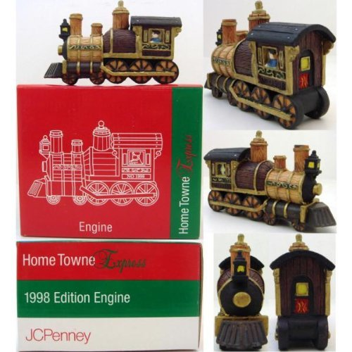 319e9ac51a4a JC Penny Home Towne Express Train - 1998 Edition (Steam Engine). by JCPenney