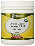 Vitacost Extra Virgin Certified Organic Coconut Oil -- 16 fl oz