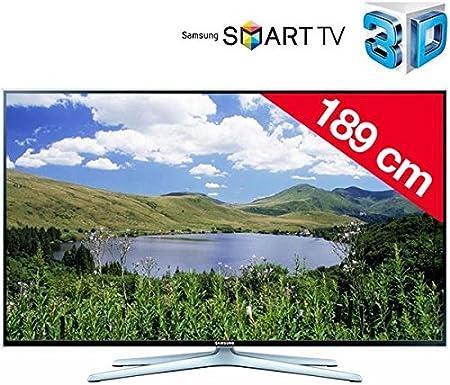 UE75H6470 – Televisor LED 3d Smart TV + surges Trip E-Series – de tensión + Cable HDMI – 24 de karätig Dorado, 1,5 m – – swv3 432ws/10: Amazon.es: Electrónica