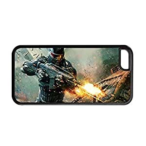 fenglinlinGeneric For 5C Iphone Design With Crysis Silica Protection Back Phone Case For Child Choose Design 1