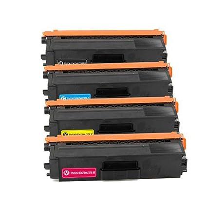 Cartuchos de tóner compatibles para Brother TN243, para ...
