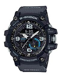 Casio GG1000-1A8CR Casio Men's G-Shock for Hombre, Gris, Hombre Estándar