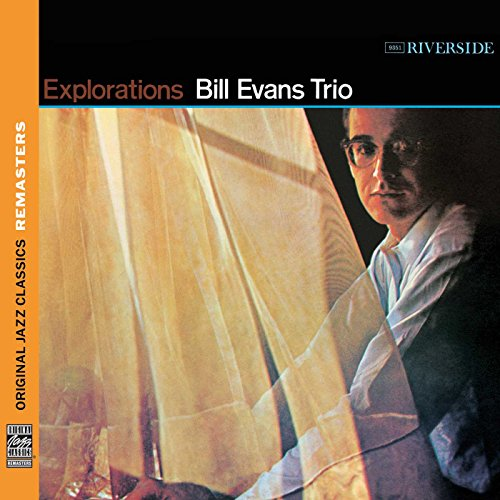 Explorations Remasters Bill Trio Evans product image