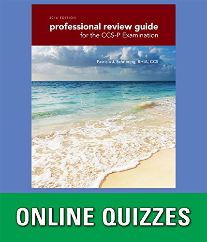 quizzing-for-schnerings-professional-review-guide-for-the-ccs-examinations-2016-edition-1st-edition