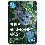 [Tosowoong] masksheet 10PCS/Mask pack/Essence Facial Mask/Mask Sheet/Aloe/Blueberry/Green tea/Snail/Deep sea water/Propolis