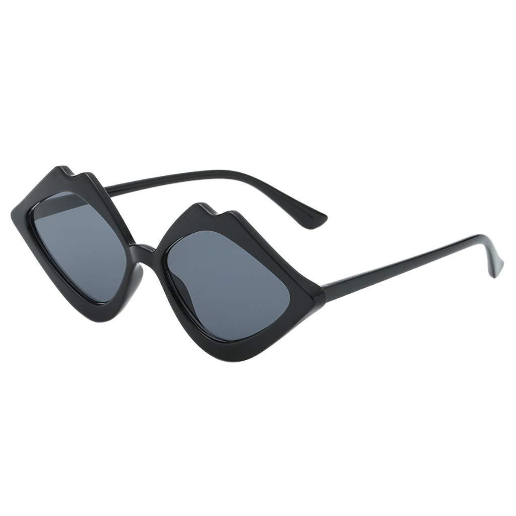 Dream/_mimi Womens Mens Vintage Eye Sunglasses Retro Eyewear Fashion Radiation Protection