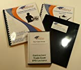 KIT D04 - CENTRAL VACUUM SYSTEMS for California w/LAW & BUSINESS & Online Practice Exams, Instructors on DVDs