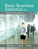 img - for Basic Business Statistics Plus NEW MyLab Statistics with Pearson eText -- Access Card Package (13th Edition) book / textbook / text book
