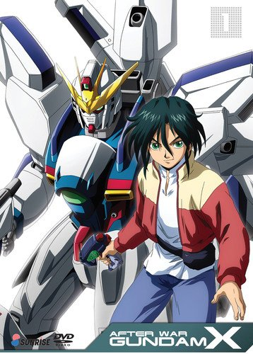 After War Gundam X: Collection 1