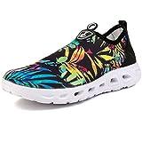 L-RUN Women's Water Shoes Comfortable Walking Sneaker Outdoor Jungle 7.5 B(M) US