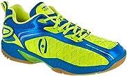 Harrow Vortex Indoor Court Shoe Green/Blue (7)