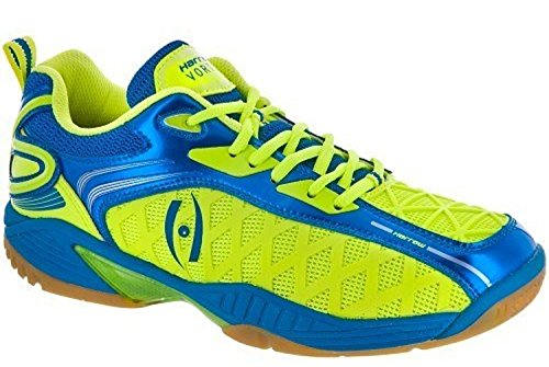 Harrow Vortex Indoor Court Shoe Green/Blue (7)