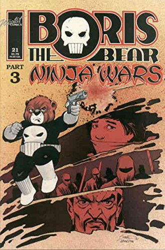 Amazon.com: Boris the Bear #21 VF/NM ; Dark Horse comic book ...