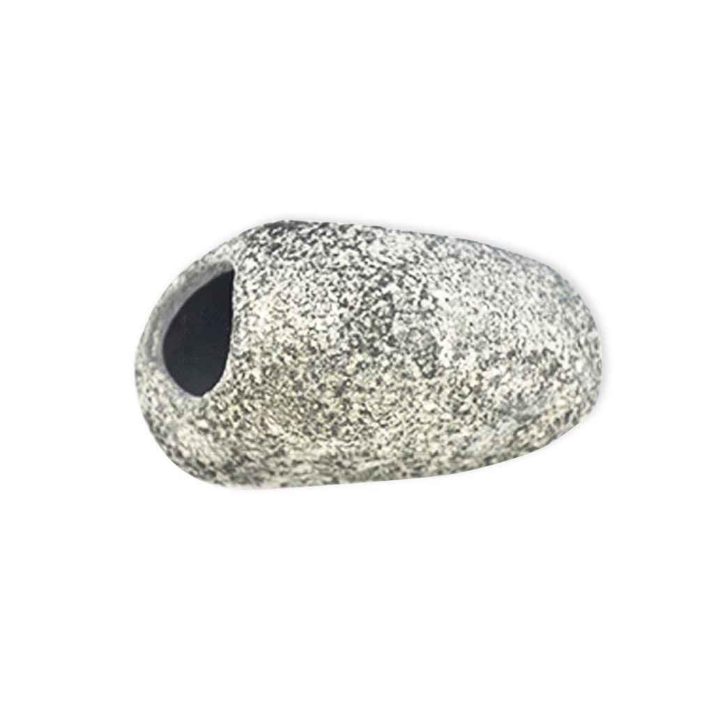 NAYUKY Aquarium Keramik-H/öhle Stein Dekoration f/ür Aquarium speziellen Entwurf