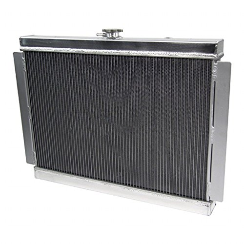 GOWE 3 ROW Radiator FOR 1975-1983 NISSAN/DATSUN 280Z/280ZX 75-83 MANUAL NEW Automobile Replacement Parts Cooling System