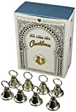 Casablanca Ultimate Collector's Edition 3 DVD Set Includes 3 Disc Set With Bonus Photo Book and Exclusive Dinner Party Metal Placecard Holders (Set of 8)