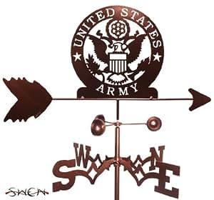 US ARMY Weathervane