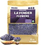 diliss french lavender buds organic top grade dried lavender flower 100% pure and natrual lavender