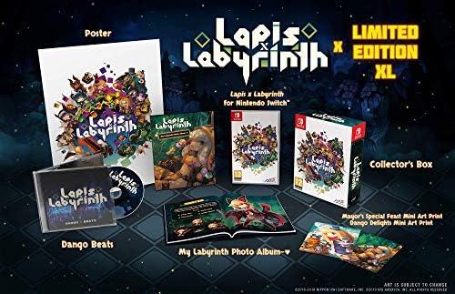 Lapis x Labyrinth - Limited Edition XL: Amazon.es: Videojuegos
