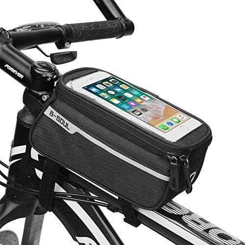 Sopito Bolsa de Cuadro de Bicicleta, Bolsas para el Manillar de la ...