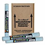 303 (230371-25PK) Instant Windshield Washer, 25 Tablet (Pack of 25)